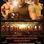 Zobacz Strongmenów na żywo. Za darmo