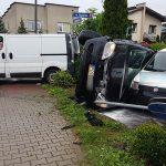 Wypadek na Gorzyckiej-Traugutta