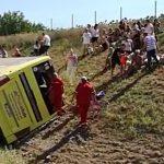 Wypadek autokaru w Serbii. W autokarze młodzież z Ostrowa Wlkp. i okolic