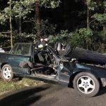 51-letnia kobieta zginęła w BMW