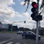 Uruchomiono światła na ul. Krotoszyńskiej