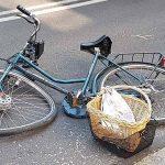 Potrącenie rowerzystki na Kościuszki