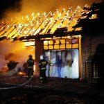 Kolejny pożar stodoły. Czy jest to kolejne dzieło podpalacza?