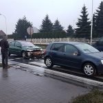 Czekanów – kolizja 3 aut