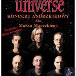 Koncert charytatywny Universe dla Maksia