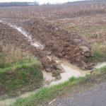 Ponowne zanieczyszczenie zbiornika na Piaskach