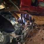 Zderzenie Renault z Seatem. Poszkodowana kobieta w ciąży
