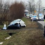 Wypadek w Sobótce. Interweniował LPR