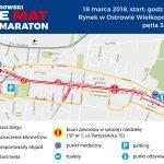 W niedzielę V Ostrowski ICE MAT Półmaraton – będą utrudnienia w ruchu