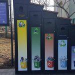 Pojemnik na odpady niebezpieczne dla mieszkańców