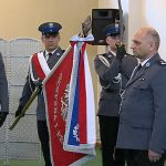 Oficjalnie został komendantem ostrowskiej policji