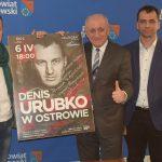 Denis Urubko był w Ostrowie