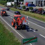 Rolnicy protestowali przeciwko importowi warzyw