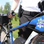 Policjant potrącony przez rowerzystę (aktualizacja)