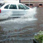 Lipcowa ulewa zalała ulice Ostrowa Wlkp.