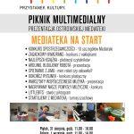 Pierwszy event w Mediatece
