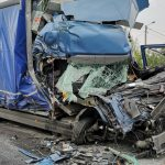 To cud, że nikt nie zginął. Ciężarówka wjechała w autokar z pielgrzymami