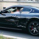 Zderzenie Maserati i Forda + bonus