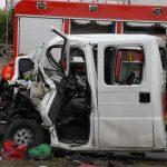 Wypadek w Szczurach. 6 osób rannych (aktualizacja)