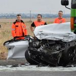 Szef Solidarności zginął w wypadku