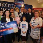 Konwencja wyborcza Łukasza Mikołajczyka (aktualizacja)