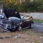 13-miesięczna dziewczynka po wypadku trafiła do szpitala