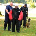 Ostrowski gliniarz wygrał zawody w parze z policyjnym psem