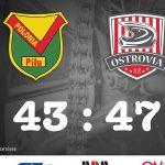 Ostrovia pokonała w barażowym meczu Polonię Piła
