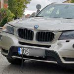 Kierowca BMW wezwał policję. Zatrzymali mu prawko