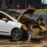 Kierowcy z naszego terenu rozbili auta w sąsiednich powiatach