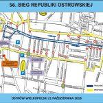 Z powodu biegu zablokują ruch w Ostrowie. Organizatorzy przepraszają