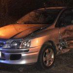 Kobieta zasnęła i spowodowała wypadek w Biadaszkach