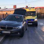 BMW potrąciła dwie 17-latki