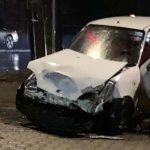 Zdarzenie drogowe Okólna – Chodkiewicza