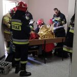 Ewakuacja szkoły w Ostrowie. Czy ktoś rozpylił gaz?