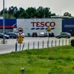 Market Tesco w Ostrowie będzie zlikwidowany