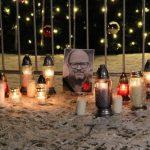 Uroczystości w Ostrowie po śmierci prezydenta Gdańska