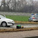 17-latek uciekał BMW przed policją. Rozbił się