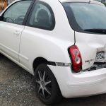 Kolizja trzech aut w Czekanowie. Sprawca na PK