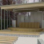 Amfiteatr w ostrowskim Parku przejdzie modernizację