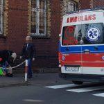 Pijany Ukrainiec na rowerze potrącił dziecko