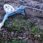 6-latka zginęła jadąc hulajnogą