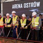 Wbito łopaty pod budowę hali widowiskowo-sportowej