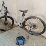 13-letni rowerzysta wjechał w auto