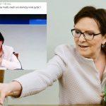 Ewa Kopacz olała ostrowskich wyborców?