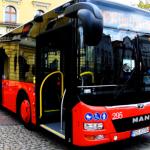 Nowe miejskie autobusy ruszają na ulice Ostrowa