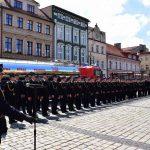 Strażacy świętowali na Rynku