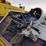Śmiertelny wypadek z udziałem szybowca (nowe zdjęcia i info)