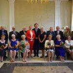 60 małżeńskich par świętowało długoletnie pożycie