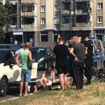 Potrącenie rowerzystki na Rondzie na Wrocławskiej